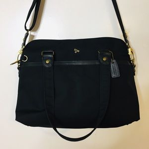 Travelon Crossbody Handbag Black Antitheft